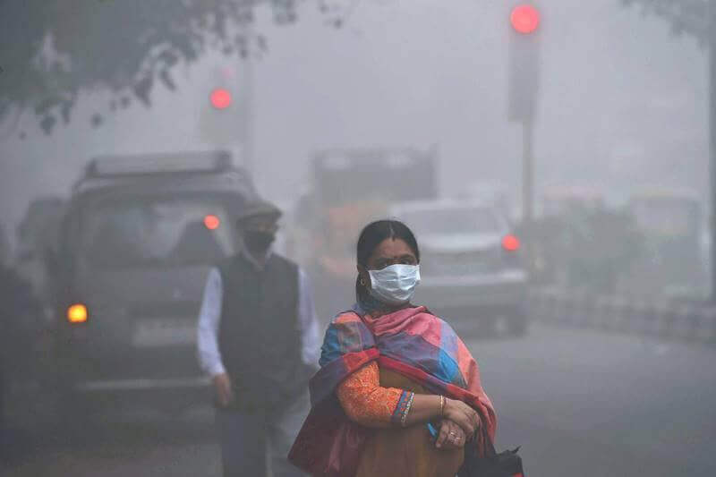 The city that can't breathe: Inflating Air Pollution in Delhi