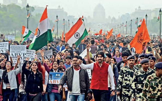 Communalism in the name of Nationalism