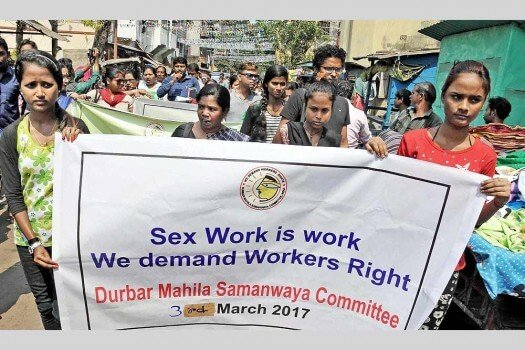 Legalization of Prostitution: A Sex Worker is just a Regular Worker
