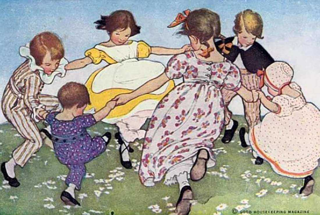 The Dark History behind the Propagation of Nursery Rhymes