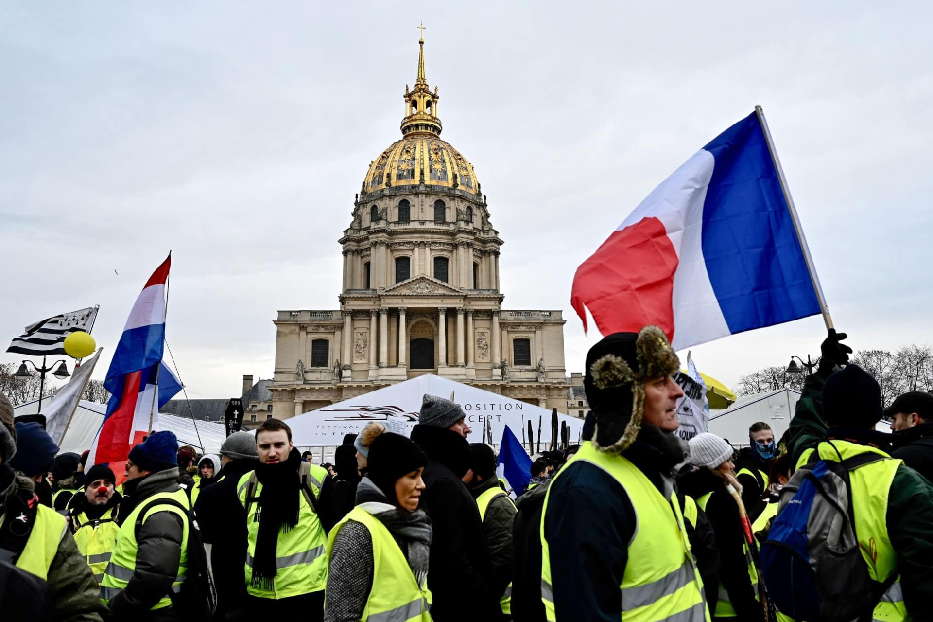 The Yellow Vest Protests: An Echo of France's History