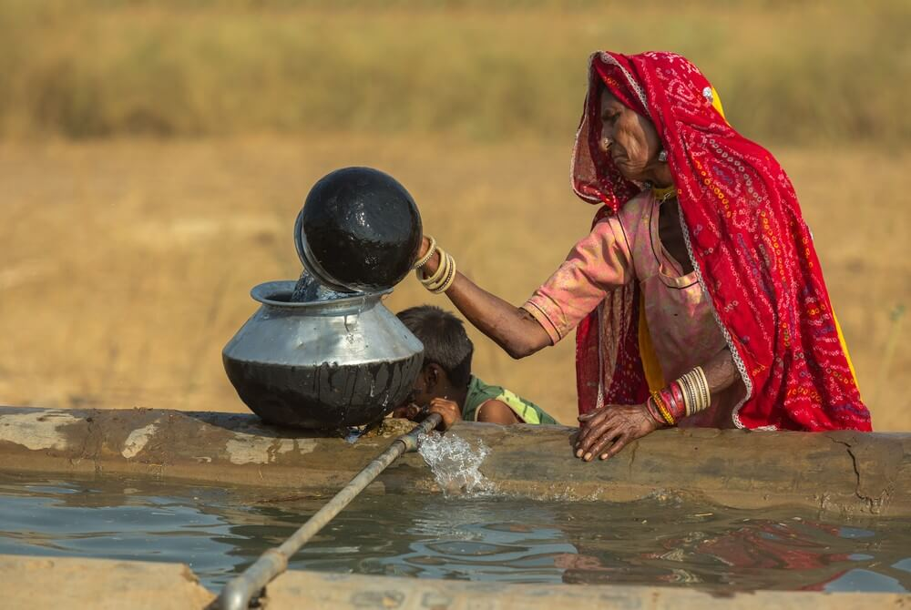On the verge of a groundwater crisis