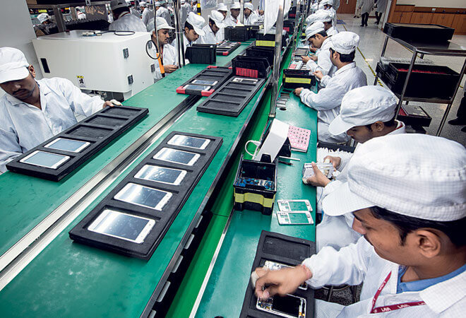 How China strategically took over mobile manufacturing in India