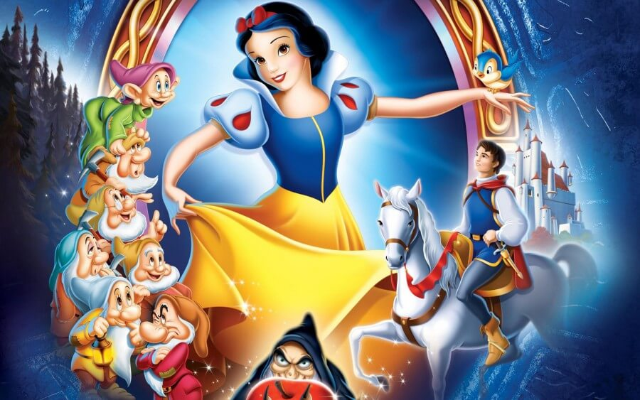 Snow White and the Problem with Fairy Tales