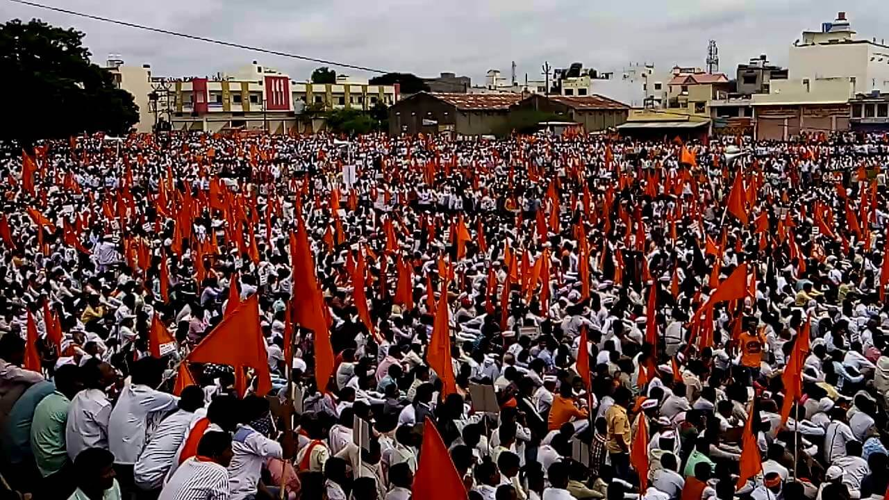 Maratha Morcha: Fighting a losing battle