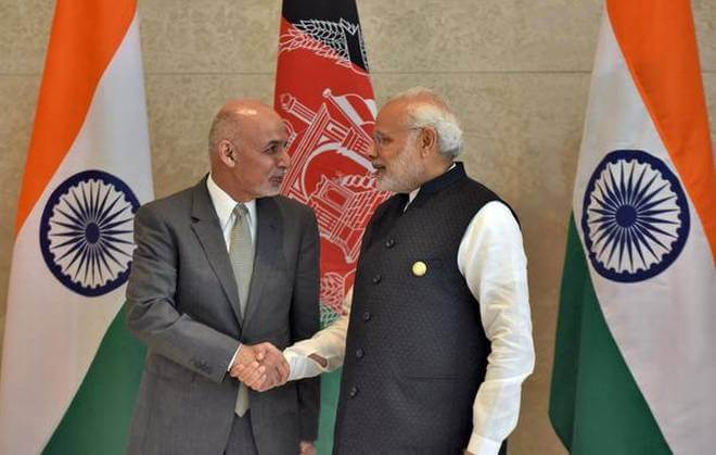 India's position on the new Afghan policy