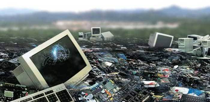 Best out of E-waste: Management of Electronic Waste in India
