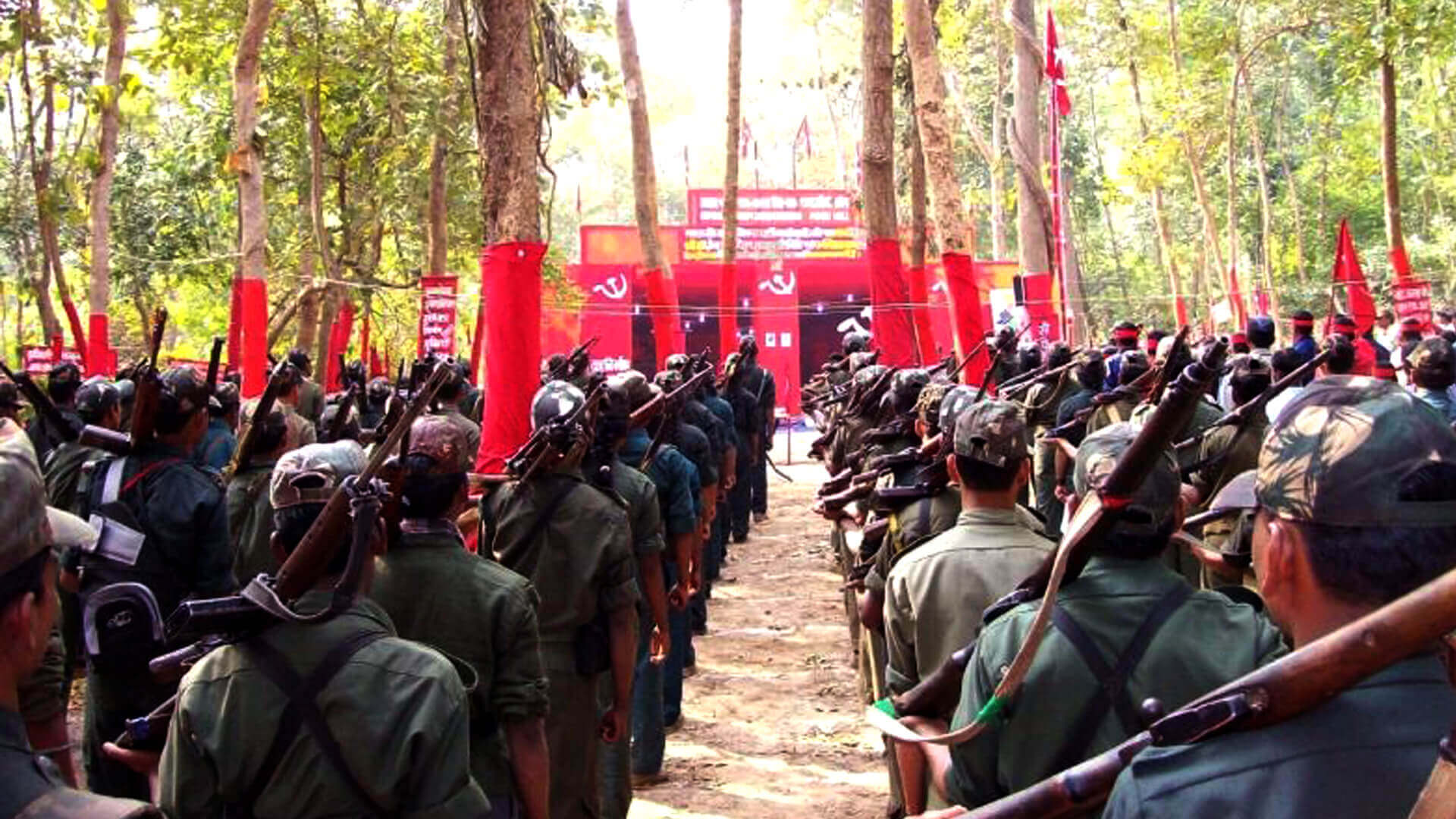 Maoists and Naxalites: A Threat to Indian Democracy