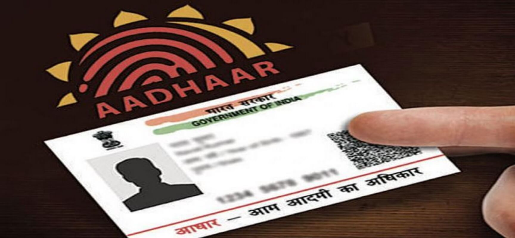 Aadhaar, a Possible Solution to India's Administrative Woes